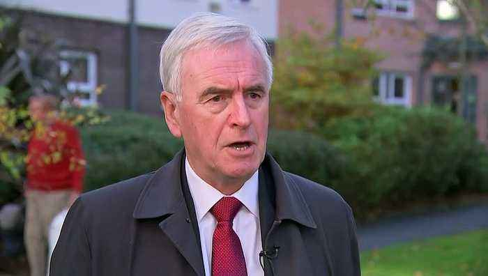 McDonnell on Labour's broadbrand anncounemnt
