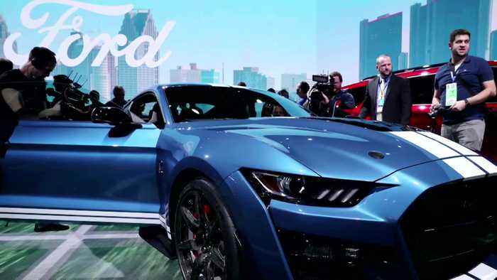 Ford to use Mustang name for new electric SUV