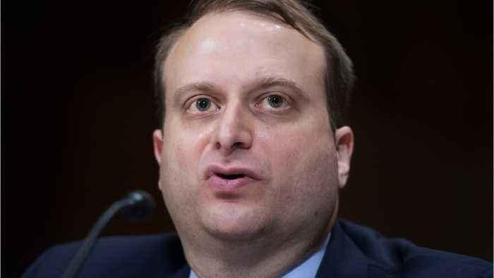 Senate confirms controversial Trump judicial nominee Menashi