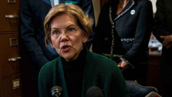 Elizabeth Warren's wealth tax gets criticism from recent study