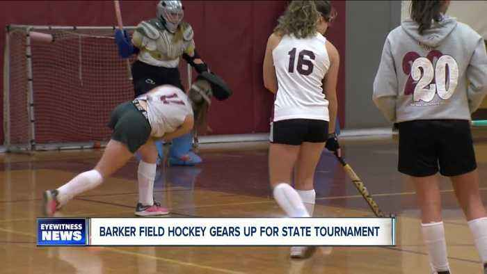 Barker Field Hockey Gears up for State Tournament