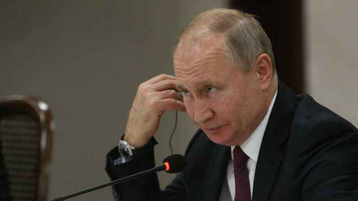 Putin Comments On Bolivian President Resigning