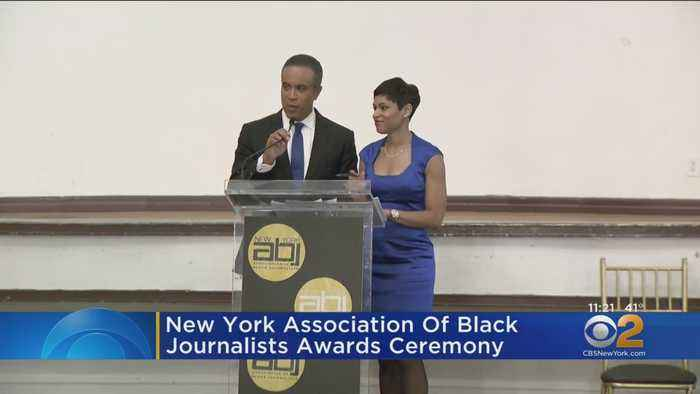 Awards Ceremony For New York Association Of Black Journalists