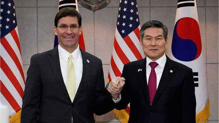 Trump Angers South Korea