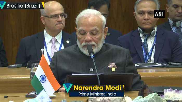Need to focus on trade and investment among BRICS nations PM Modi in Brazil