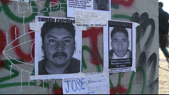 Chile unrest: One year since police shooting case