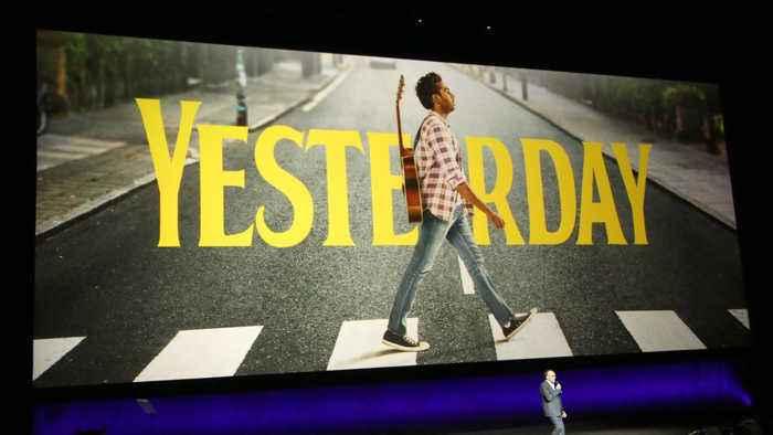 Paul McCartney impressed by 'Yesterday' film