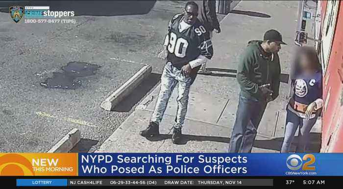 Men Pose As Police Officers In Brooklyn
