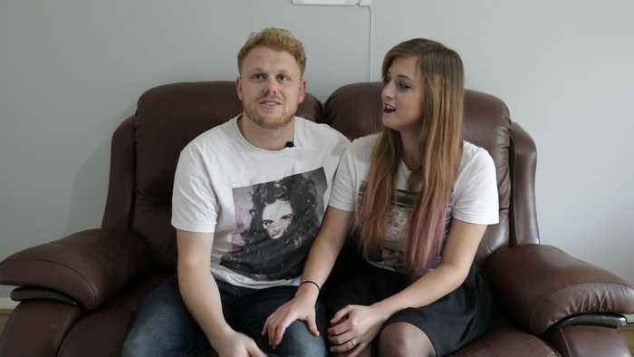 Meet the trans-atlantic couple thought to be the first to meet, date and marry through social media app TikTok