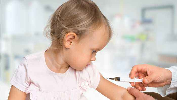 Measles Vaccination Will Be Mandatory For Children In Germany