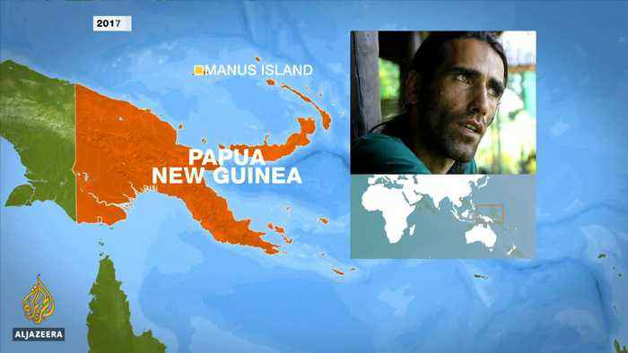 Behrouz Boochani leaves Manus Island after six years, lands in NZ