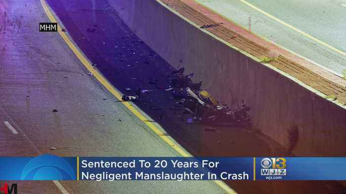 Terrance Sellman Sentenced To 20 Years For Negligent Manslaughter In Double Fatal Crash Near Annapolis