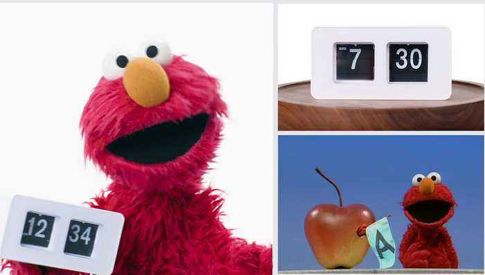 Everything Elmo Does in a Day