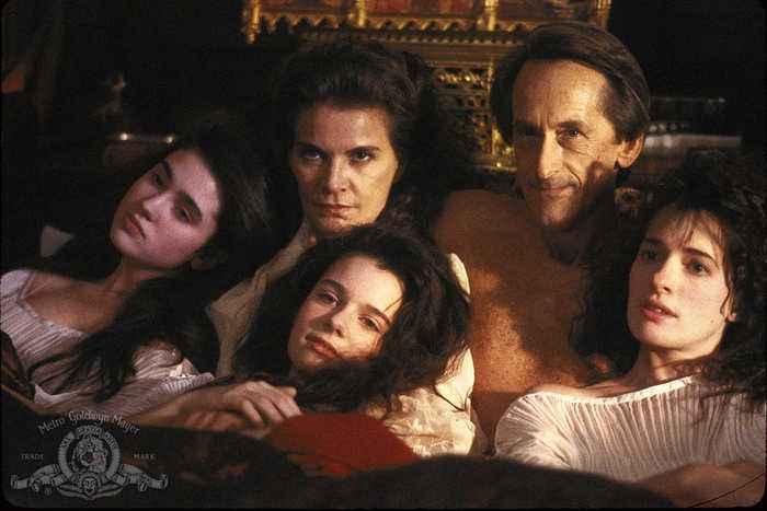 Some Girls movie (1988) Patrick Dempsey, Jennifer Connelly, Ashley Greenfield, Sheila Kelley