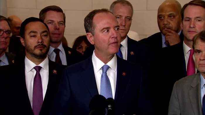 It's a 'pattern' by Trump to intimidate witnesses: Schiff