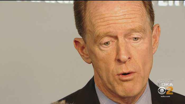 Senator Toomey Not Convinced President Donald Trump Should Be Removed From Office