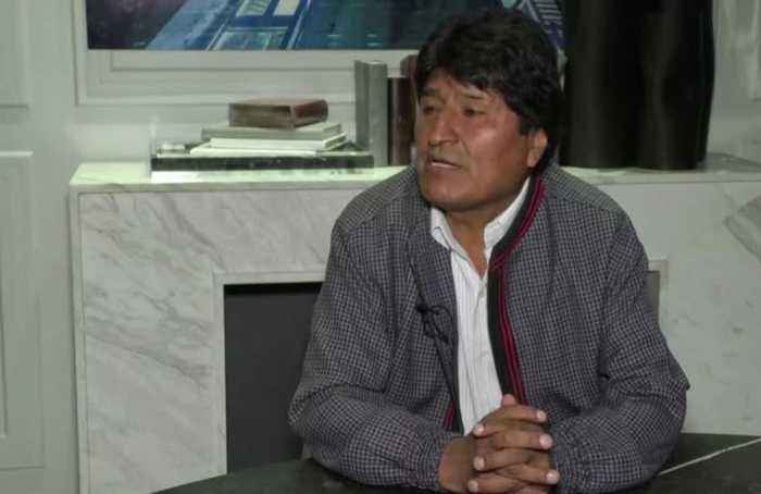 'No problem' if vote proceeds without me- Bolivia's Morales
