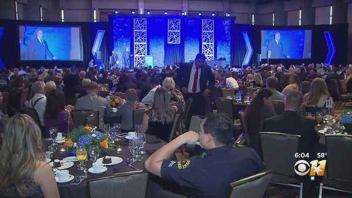 Some Dallas Officers Being Kept Away From Awards Banquet Due To Internal Affairs Investigations
