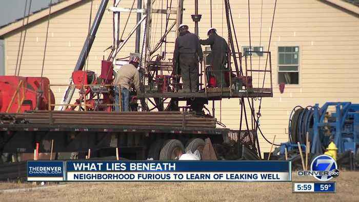 Broomfield discovers leak in old, capped and buried oil and gas well in new neighborhood