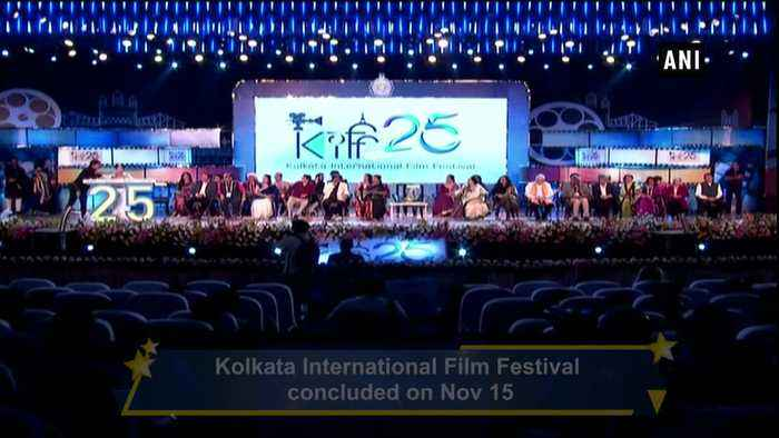 25th Kolkata International Film Festival concludes