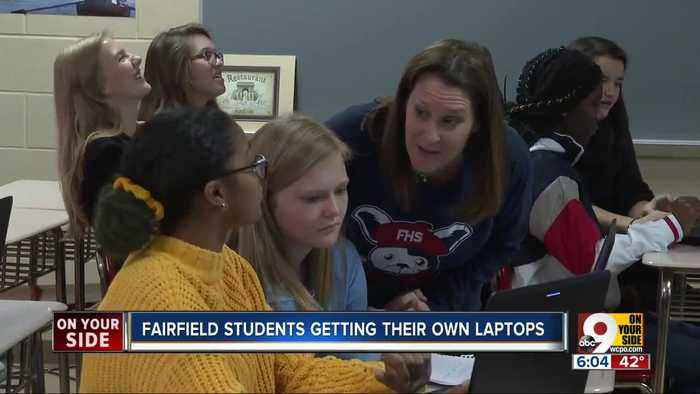 Fairfield students will all have personal laptops by 2024