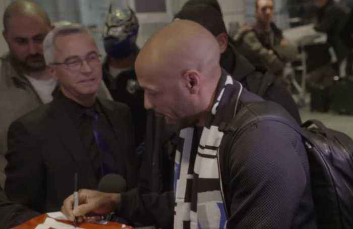 New Impact coach Thierry Henry arrives in Montreal to hero's welcome