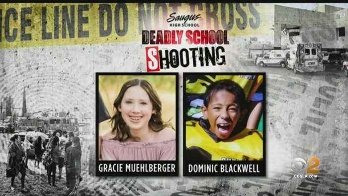 15-Year-Old Gracie Anne Muehlberger, 14-Year-Old Dominic Blackwell ID'd As Saugus High School Shooting Victims