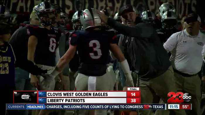 23FNL Game of the Week: Clovis West vs. Liberty