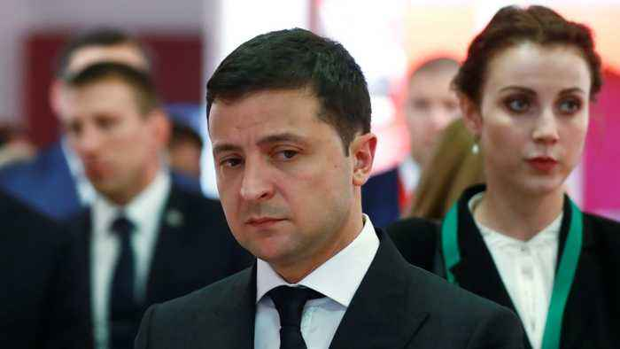 Ukraine: Can Zelensky drain corruption swamps?