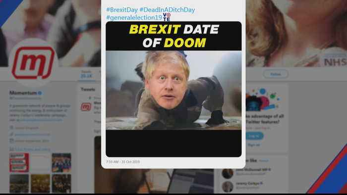 UK parties heat up online election campaigns