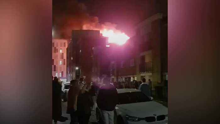 Probe launched into fire which 'spread rapidly' in Bolton student accommodation block