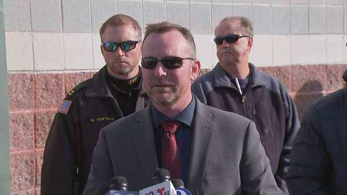 Authorities Give Update On Shooting At Pleasantville High School Football Game