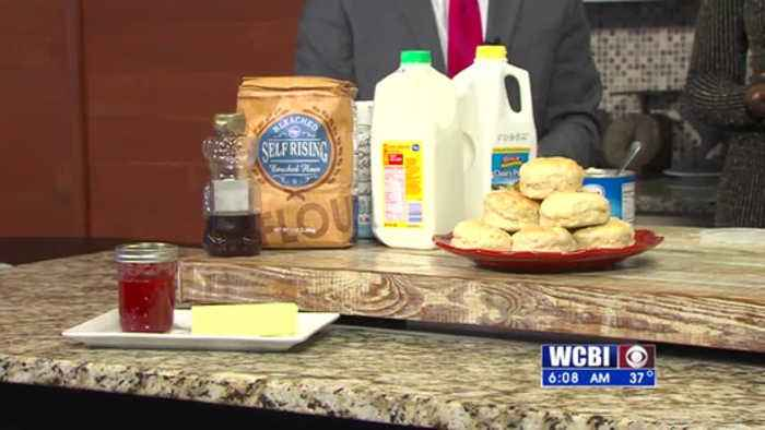 Food Friday - Mississippi State Fair Biscuits
