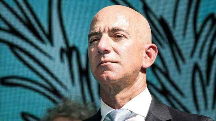 Jeff Bezos May Buy The Seattle Seahawk