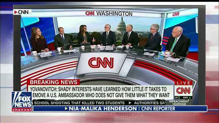 Tucker Carlson slams Yovanovitch after impeachment testimony