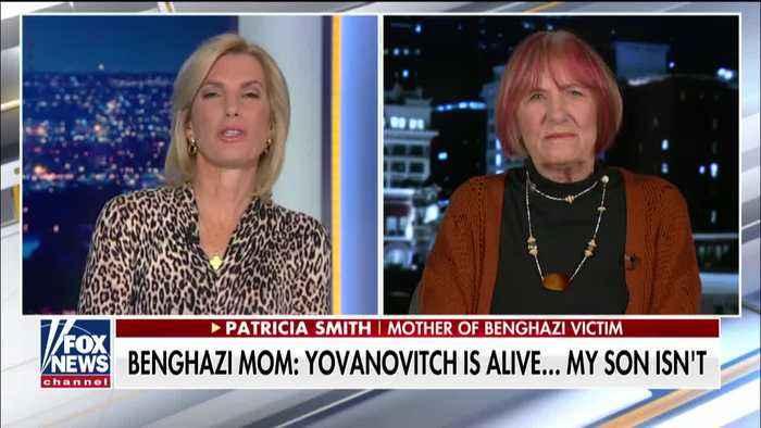 Sean Smith's mother talks about Marie Yovanovitch's testimony
