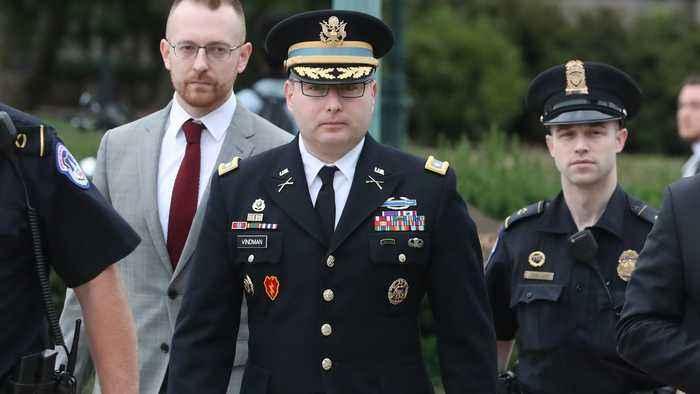 2nd Week Of Open Impeachment Hearings Begin: Who Is Alexander Vindman?