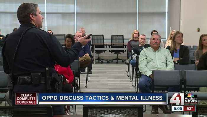 Overland Park Police Department hosts mental health symposium