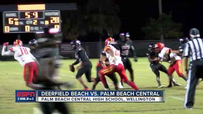 Football Night in South Florida: Regional Semifinals (11-15-2019)