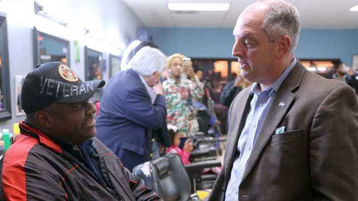 Louisianans Go To Polls In Tight Governor's Race