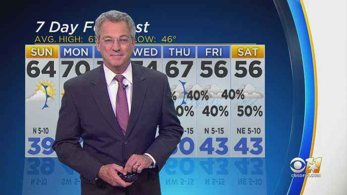 Jeff Ray's Weather Update