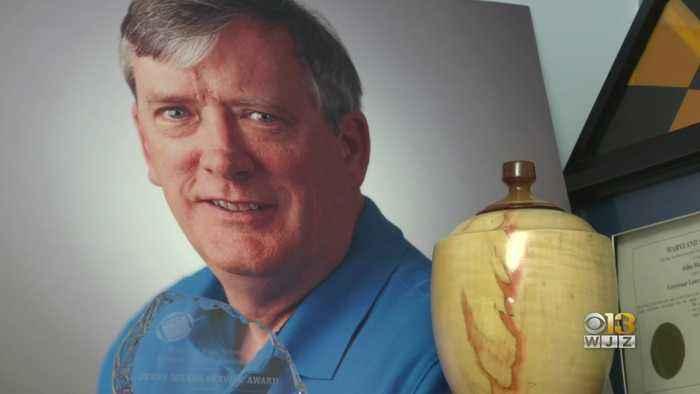 Wife Of Slain Capital Gazette Journalist John McNamara Publishes His Sports Book