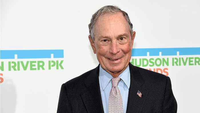 Michael Bloomberg Unsure If Running For President For Launching Ad Campaign Against Trump