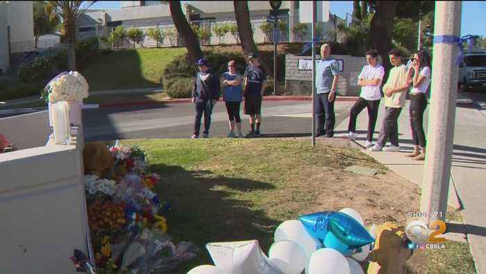 Saugus High Trying To Cope In Wake Of Shooting