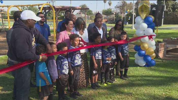 Compton's South Park Re-Opens After 15 Years, Received $422,000 In Upgrades