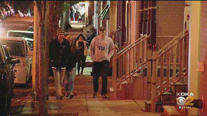 Pitt Students Concerned Over Recent String Of Robberies