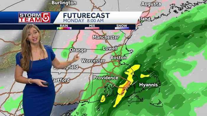 Approaching storm brings threat of freezing rain, coastal flooding
