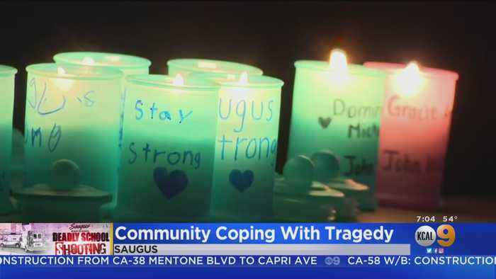 Saugus High School Shooting: 'School Is Supposed To Be Safe for Kids And Now It's Not', Parent Says