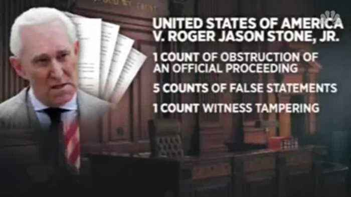 Roger Stone: Guilty On All Counts