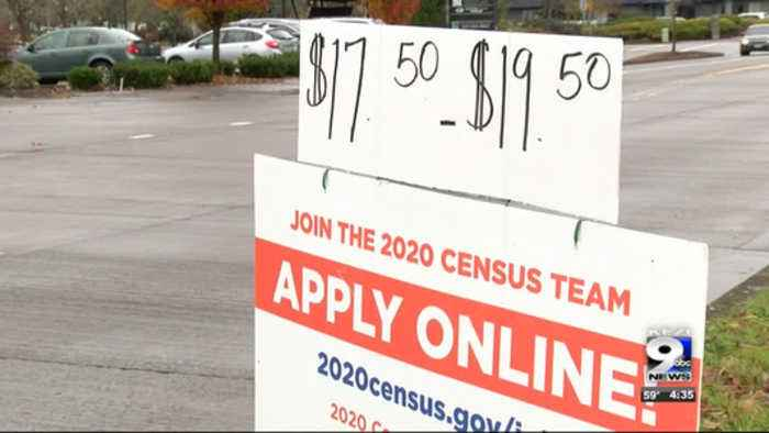 Census seeking thousands of temporary workers